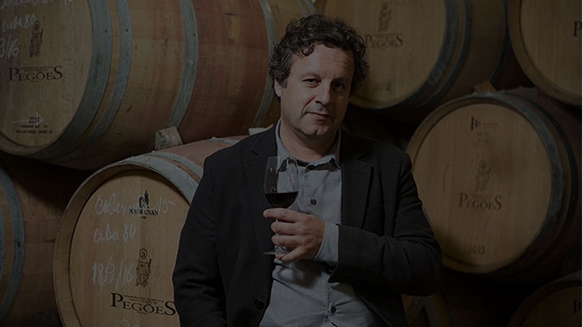 Jaime Quendera, son and grandson of producers, winemaker of the new generation...