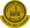 Concurso Mundial de Bruxelas 2012